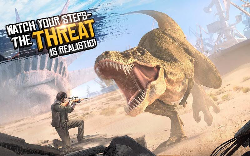 Best Sniper Legacy: Dino Hunt & Shooter 3D Screenshot 6