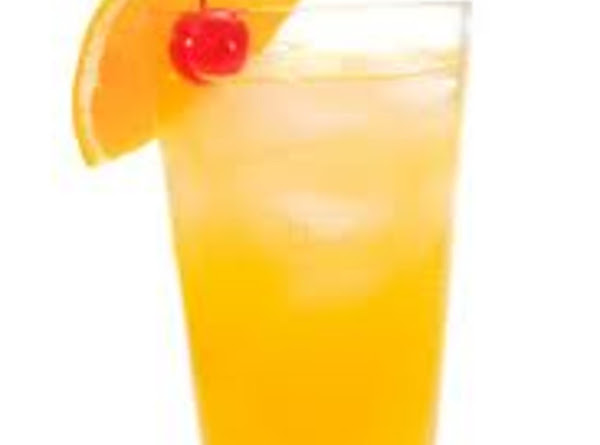 Relay For Life Orange Ade Recipe
