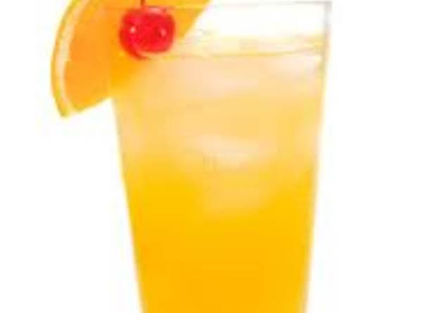 Relay For Life Orange Ade