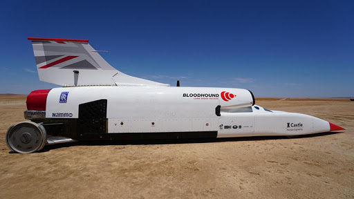 The Bloodhound LSR programme is a UK-based global endeavour.
