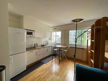 Studio meublé 27,2 m2