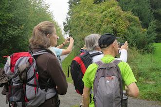 Photo: Les photographes devant le château