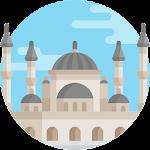 Islamic Hijri Calendar 2020 Icon
