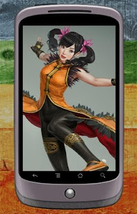 Ling Xiaoyu Wallpaper - náhled