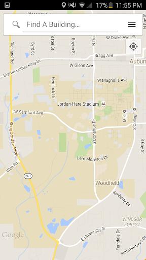 Auburn Maps