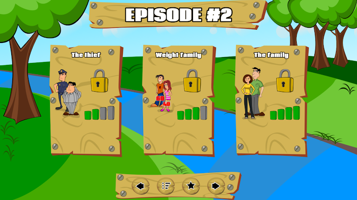 River Crossing: episodes- screenshot thumbnail