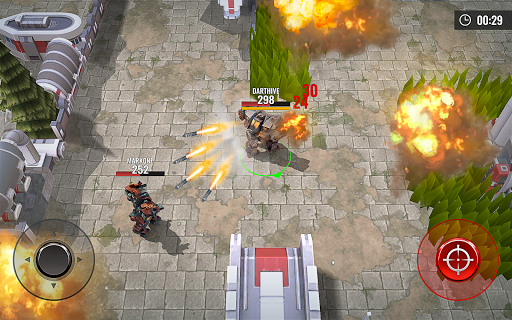 Robots Battle Arena screenshot 22