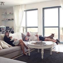Photo: title: Hadas Kozokaru, Jesse + Leo Peters, Herzliya, Israel date: 2016 relationship: friends, met through Emma Hollander years known: Jesse 15-20; Hadas 0-5