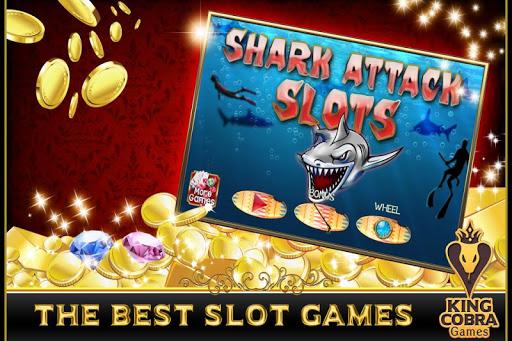 Shark Attack Slots|玩博奕App免費|玩APPs