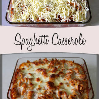 Canned Spaghetti And Cheese Recipes.