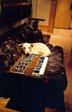 Photo: Scout and Moog :-)