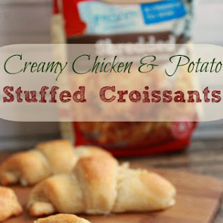 Chicken Stuffed Croissants Recipes