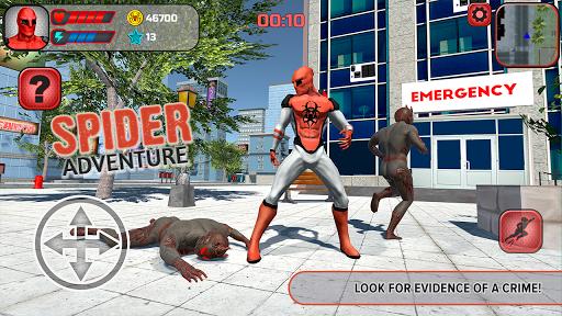 Spider Adventure screenshot 3