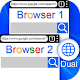 Fast Dual Browser - Split Browser Download for PC Windows 10/8/7