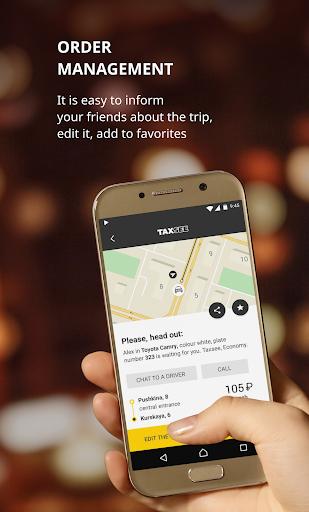 Taxsee: taxi order 3.7.13 screenshots 3