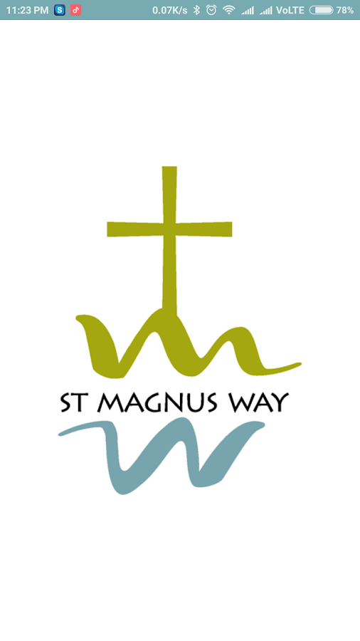 St Magnus Way Pilgrimage Walk- screenshot