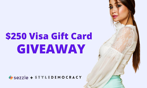 Win A $250 Visa Gift Card Towards A Summer Shopping Spree With Sezzle