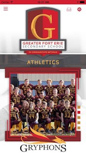Greater Fort Erie Secondary School- screenshot thumbnail