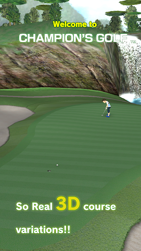 CHAMPION'S GOLF.jp 3.0.0 screenshots 1
