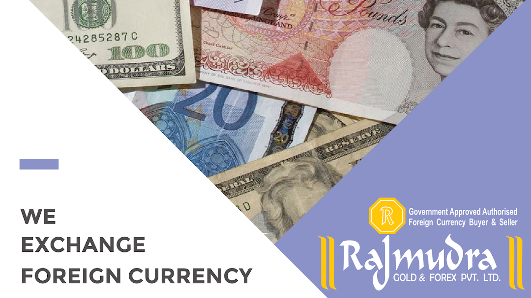 RAJMUDRA GOLD AND FOREX PVT LTD(Currency Exchange Service in