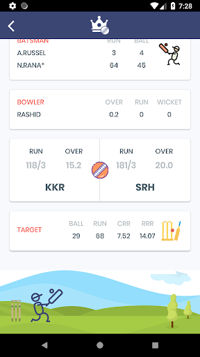 Cricket Live Line King screenshots 3