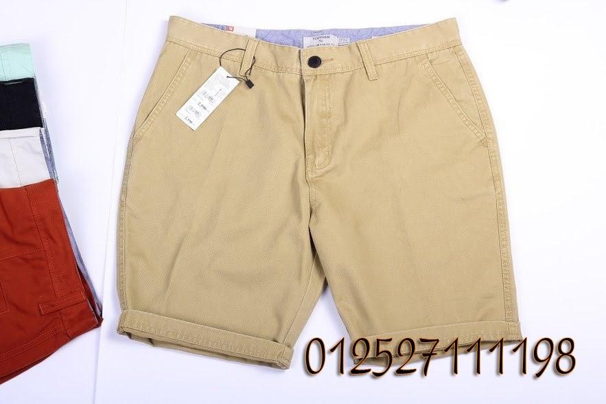 bán quần short kaki nam giá rẻ