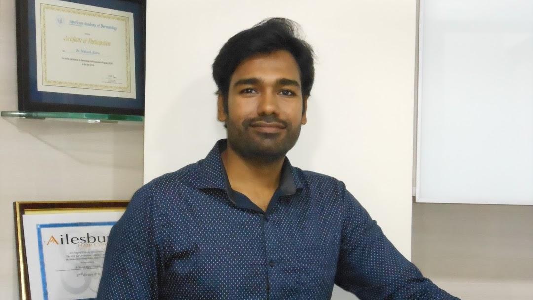 Dr  Mukesh Batra Dermatologist Hair Transplant - Hair