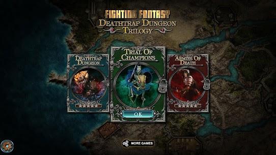 Deathtrap Dungeon Trilogy 1