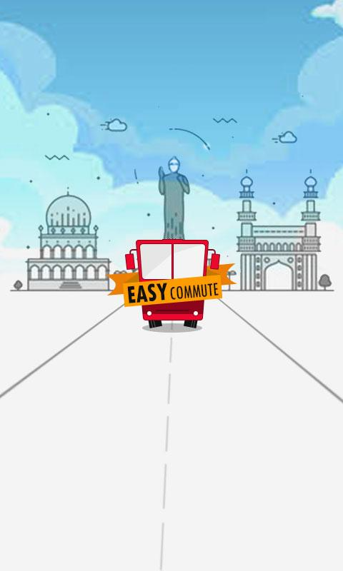 Commute Cabs app Hyderabad- screenshot
