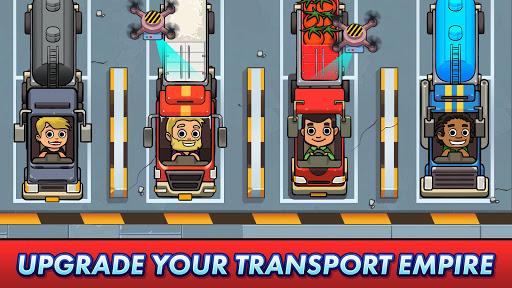 Télécharger Gratuit Transport It! - Idle Tycoon apk mod screenshots 5