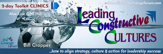 Leading Constructive Cultures - 2-day Clinic