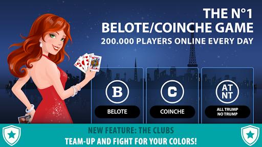 Belote Multiplayer  gameplay | by HackJr.Pw 11