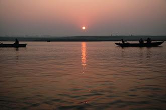 Photo: Aurinko nousee