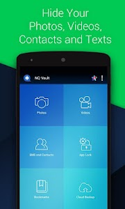 Vault-Hide SMS, Pics & Videos v6.4.22.22 Premium