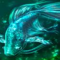 Blue Fish Live Wallpaper icon