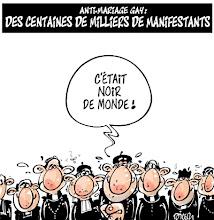 Photo: 14 01 2013_Manifestation Pour Tous