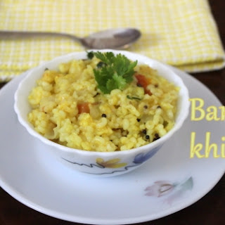 Indian Barley Recipes
