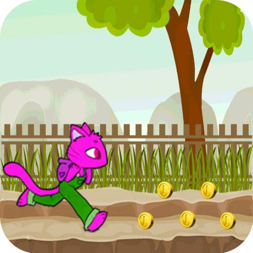 Kitty Surfers Temple Run World
