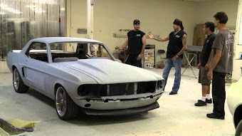 One Sweet 'Stang