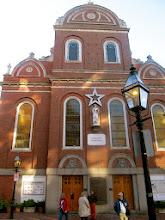 Photo: Sacred Heart Italian Church in North Boston