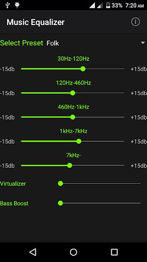 Music EQ Pro screenshot 8
