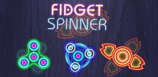 Fidget Spinner - Glow