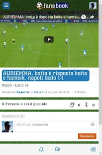 Fansbook- screenshot thumbnail