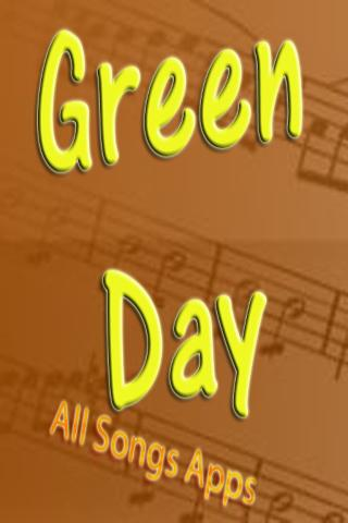 All Songs of Green Day
