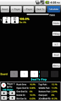 Screenshot of PokerCruncher - Advanced Odds