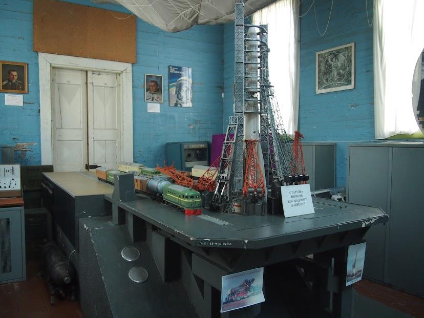 На фоне всей этой старины Музей космонавтики выглядит особенно впечатляюще. И где? В церкви :)