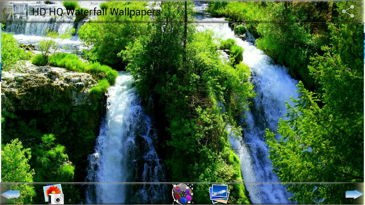 hd hq waterfall wallpapers provide tons of high resolution waterfall ...