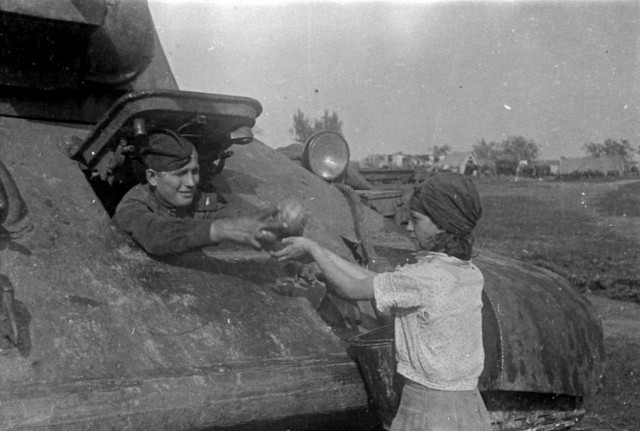 Impactantes fotos de la Segunda Guerra Mundial