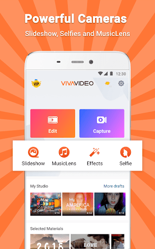 VivaVideo - Video Editor & Photo Movie 7.5.5 screenshots 3