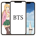 Pretty wallpaper HD- Cell phone, wallpaper icon